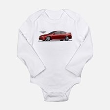 Cool Pontiac gto Long Sleeve Infant Bodysuit