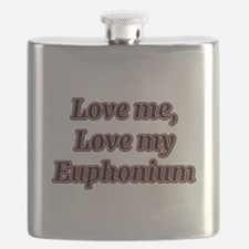Love Me, Love My Euphonium Flask
