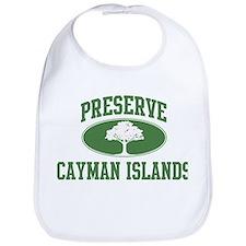 Preserve Cayman Islands Bib