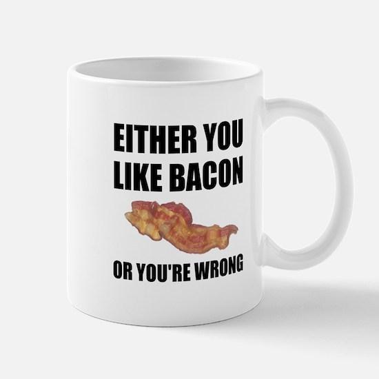 Bacon Or Wrong Mugs