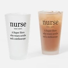 nurse definition two Drinking Glass