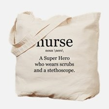 nurse definition two Tote Bag