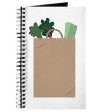 Grocery Bag Journal