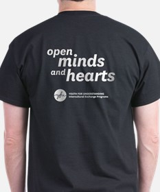 Open Minds And Hearts T-Shirt