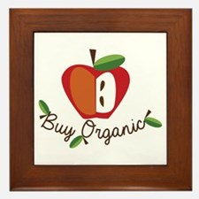 Buy Organic Framed Tile