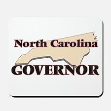North Carolina Governor Mousepad