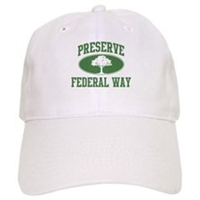 Preserve Federal Way Baseball Cap