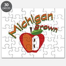 Michigan Grown Puzzle