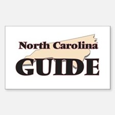North Carolina Guide Decal