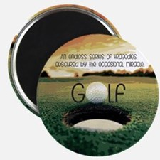 The Miracle of Golf Magnet