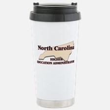North Carolina Higher E Travel Mug