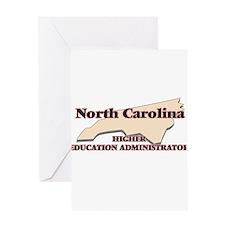 North Carolina Higher Education Adm Greeting Cards