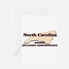 North Carolina Higher Education Adm Greeting Cards