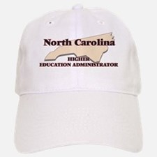 North Carolina Higher Education Administrator Baseball Baseball Cap