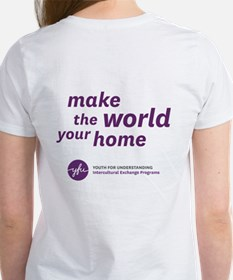 Make The World Your Home T-Shirt