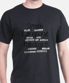 Funny Speech language pathologist assistant T-Shirt