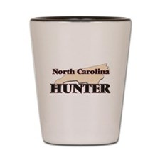 North Carolina Hunter Shot Glass