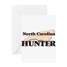 North Carolina Hunter Greeting Cards