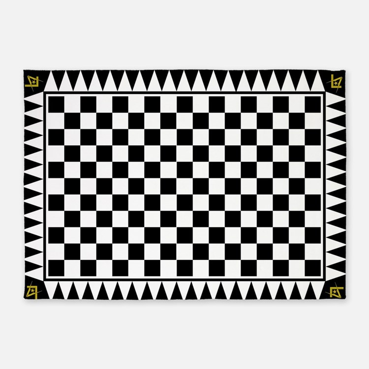 Checkered Flag Rug: Checkerboard Rugs, Checkerboard Area Rugs