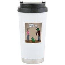 Pet Zombies Travel Coffee Mug