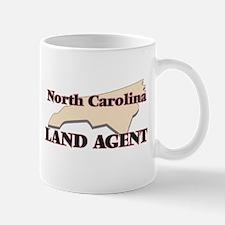 North Carolina Land Agent Mugs