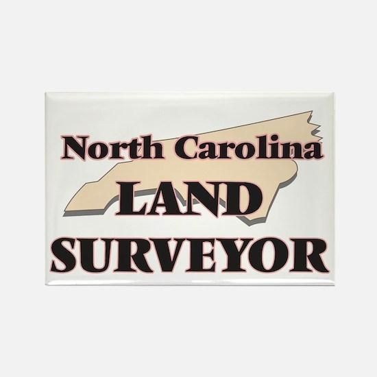 North Carolina Land Surveyor Magnets