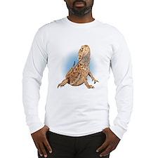 Bearded Dragon Long Sleeve T-Shirt