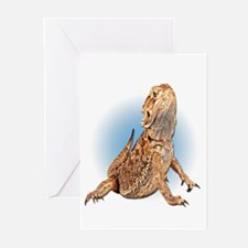 Bearded Dragon Greeting Cards (Pk of 20)