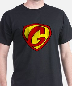Super G Logo Costume 05 T-Shirt