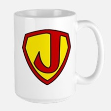 Super J Logo Costume 05 Mug