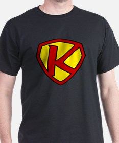 Super K Logo Costume 05 T-Shirt