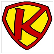 Super K Logo Costume 05 Poster