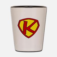 Super K Logo Costume 05 Shot Glass