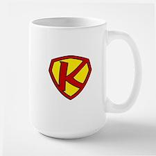 Super K Logo Costume 05 Mug