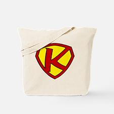 Super K Logo Costume 05 Tote Bag