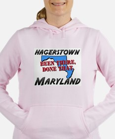 Unique Been there done that Women's Hooded Sweatshirt