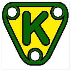 Super K Logo Costume 06 Poster