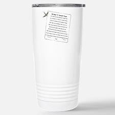 Cool Military family Travel Mug