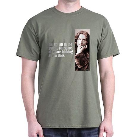 """Wilde """"Gutter"""" Dark T-Shirt"""