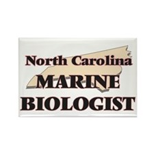 North Carolina Marine Biologist Magnets