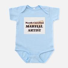 North Carolina Martial Artist Body Suit
