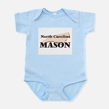 North Carolina Mason Body Suit