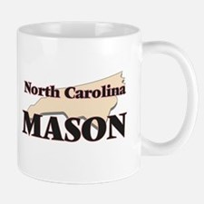 North Carolina Mason Mugs