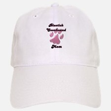 Bluetick Mom3 Baseball Baseball Cap