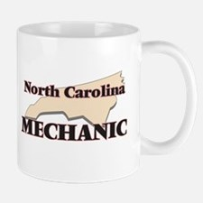 North Carolina Mechanic Mugs