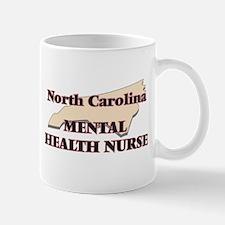 North Carolina Mental Health Nurse Mugs