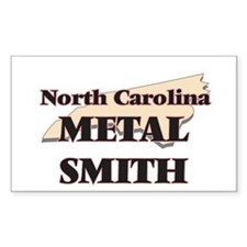 North Carolina Metal Smith Decal