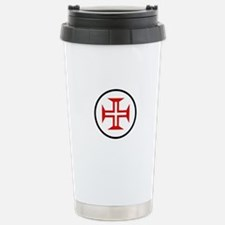 Unique Circles Travel Mug