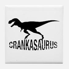 Crankasaurus Tile Coaster