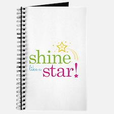 Unique Shining Journal